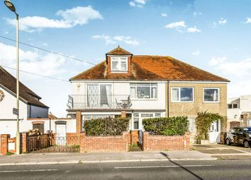 Thumbnail 5 bed semi-detached house for sale in Marine Parade East, Lee-On-The-Solent