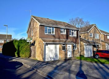 Thumbnail 4 bed detached house for sale in Tangway, Chineham, Basingstoke