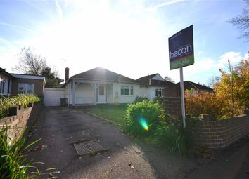 Thumbnail 3 bed detached bungalow for sale in Goring Way, Ferring, West Sussex