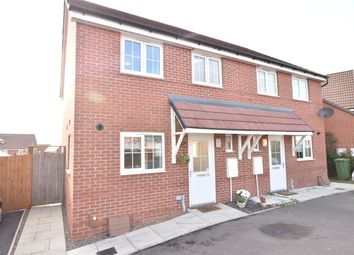Thumbnail 3 bed semi-detached house for sale in Sunset Way, Evesham