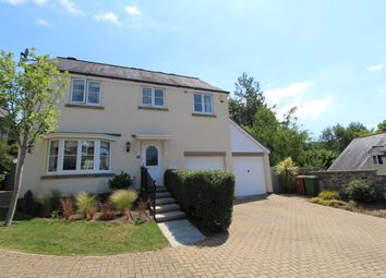 Thumbnail 4 bed detached house for sale in Redvers Grove, Plympton, Plymouth