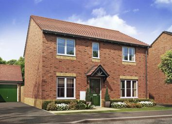 Thumbnail 4 bedroom detached house for sale in Caddies Field, Wellington, Telford