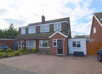 5 bed semi-detached house for sale in Severn Way, Bletchley, Milton Keynes MK3
