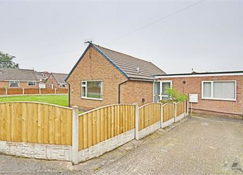 Thumbnail 3 bedroom detached bungalow for sale in Brearley Avenue, New Whittington, Chesterfield, Derbyshire