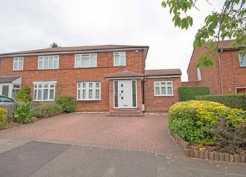 Thumbnail 3 bed semi-detached house for sale in Rowlands Avenue, Pinner