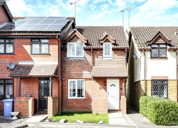 Thumbnail 2 bed end terrace house to rent in Stubbs Folly, College Town, Sandhurst, Berkshire