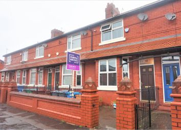 3 bed terraced house for sale in Parkside Road, Manchester M14