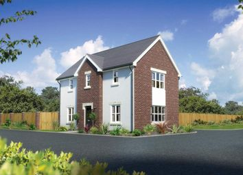 """Thumbnail 3 bedroom detached house for sale in """"Corrywood"""" at Padgbury Lane, Congleton"""