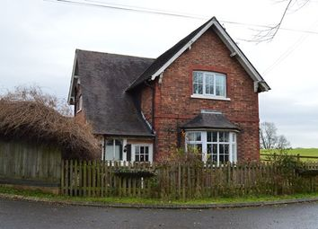 Thumbnail 3 bed detached house for sale in The Lodge, Tern Hill