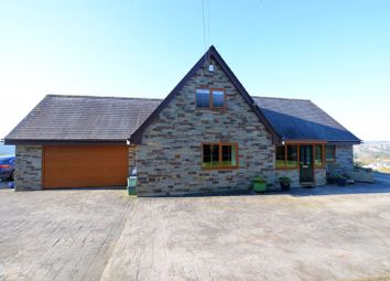 Thumbnail 4 bed detached house for sale in Gulworthy, Tavistock