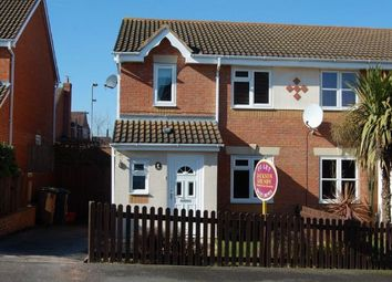Thumbnail 3 bed semi-detached house to rent in Wheat Close, Lang Farm, Daventry