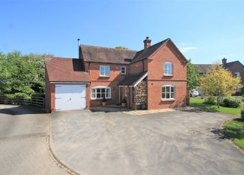 Thumbnail 5 bed detached house for sale in Court Meadow, Pembridge, Leominster