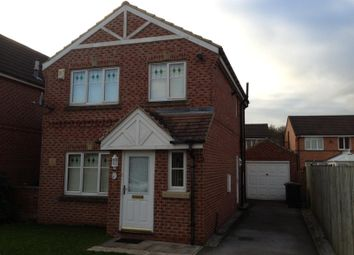 Thumbnail 3 bedroom detached house to rent in Naylor Garth, Meanwood, Leeds