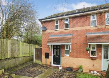 Thumbnail 1 bed end terrace house for sale in Astcote Close, Heanor