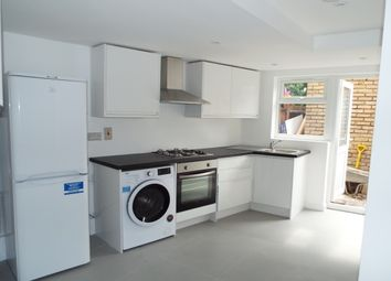 Thumbnail 1 bed flat to rent in Woodford Road, London