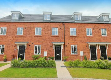 Thumbnail 3 bed terraced house for sale in Waterlily Grove, Stapeley, Nantwich