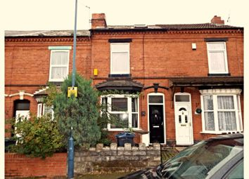 Thumbnail 2 bed terraced house for sale in Elm Tree Road, Birmingham
