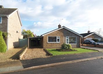Thumbnail 2 bed detached bungalow for sale in St. Michaels Way, Wenhaston, Halesworth