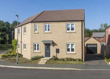Thumbnail 3 bedroom semi-detached house for sale in Cricketers Way, Oundle, Peterborough