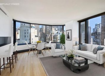 Thumbnail 2 bed apartment for sale in 50 United Nations Plaza 14C, New York, New York, 10017
