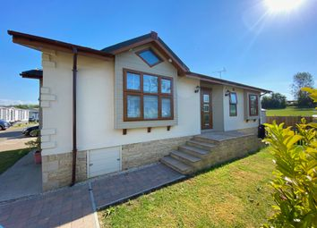 Mill, Yarwell Mill, Yarwell, Peterborough PE8. 2 bed mobile/park home for sale
