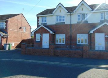 Thumbnail 3 bedroom semi-detached house to rent in Beechwood Drive, Prenton, Wirral, Merseyside