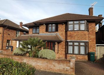 Thumbnail 5 bed detached house for sale in Harrowes Meade, Edgware