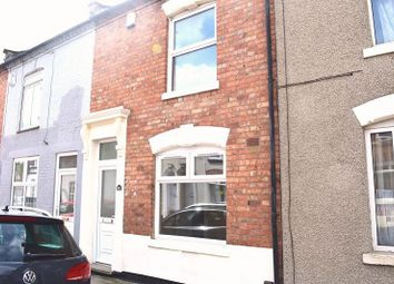 Thumbnail 2 bed terraced house to rent in Talbot Road, Northampton