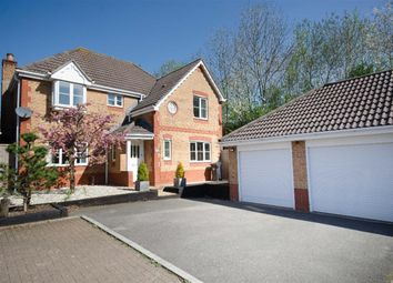 Thumbnail 4 bed detached house for sale in Cynder Way, Emersons Green, Bristol