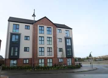 Thumbnail 1 bedroom flat for sale in Ffordd Y Mileniwm, Barry