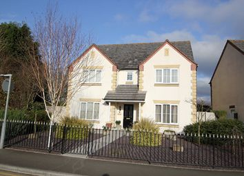 Thumbnail 4 bed detached house for sale in College Road, Carmarthen, Carmarthenshire