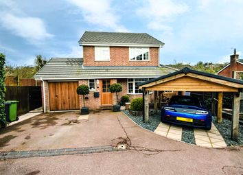 Thumbnail 3 bed detached house for sale in Wasdale Close, Waterlooville