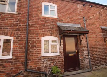 Thumbnail 2 bedroom terraced house to rent in Roft Street, Oswestry
