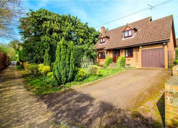 Thumbnail 3 bedroom detached house for sale in London Road, Windlesham, Surrey