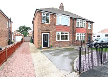 Thumbnail 3 bed semi-detached house for sale in Windsor Close, Cottingham