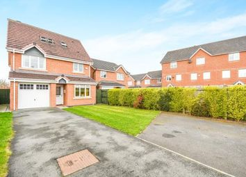 Thumbnail 4 bedroom detached house for sale in Snowberry Crescent, Warrington, Cheshire