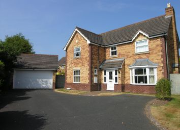Thumbnail 4 bed property to rent in Tullis Close, Castlefields, Stafford