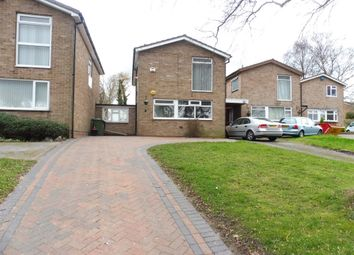 Thumbnail 3 bed link-detached house for sale in Thelsford Way, Solihull
