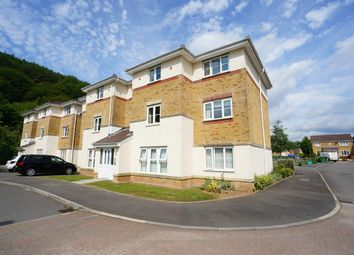 Thumbnail 2 bed flat for sale in Coed Celynen Drive, Abercarn, Newport