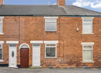 Thumbnail 2 bed terraced house for sale in Gladstone Street, Worksop, Nottinghamshire