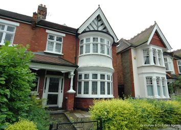 Thumbnail 7 bed property for sale in West Lodge Avenue, West Acton, London