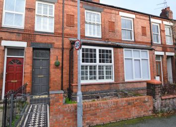 Thumbnail 4 bed terraced house for sale in Clare Avenue, Hoole, Chester