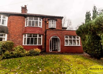 Thumbnail 5 bed semi-detached house for sale in Brooklands Road, Crumpsall, Manchester