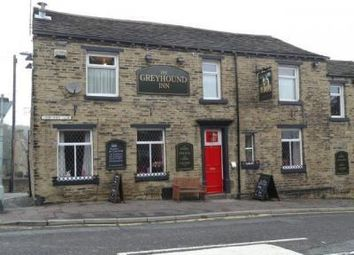Thumbnail Restaurant/cafe for sale in Greyhound, 132 Crowtrees Lane, Rastrick, Huddersfield, West Yorkshire