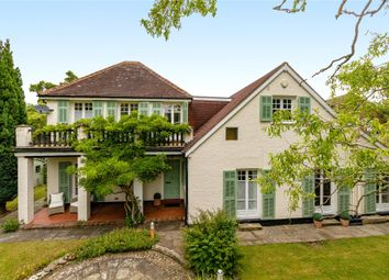 Thumbnail 4 bed detached house for sale in Scotland Hill, Sandhurst, Berkshire
