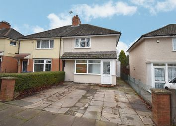 Thumbnail 3 bed semi-detached house for sale in Hindhead Road, Yardley Wood, Birmingham