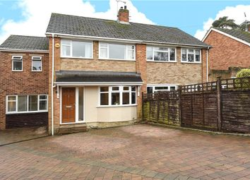 Thumbnail 4 bedroom semi-detached house for sale in Whitelands Drive, Ascot, Berkshire
