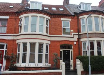 Thumbnail 1 bed flat for sale in Hallville Road, Liverpool