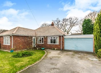 Thumbnail 2 bed bungalow for sale in Chesham Road, Wilmslow