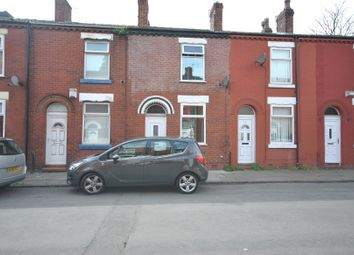 Thumbnail 2 bed terraced house for sale in Garden Street, Eccles Manchester